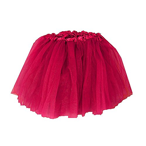 Ballet Dress-Up Fairy Tutu (More colors...) Select Color: red
