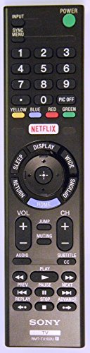SONY RMT-TX102U TV REMOTE CONTROL (Sony Control Remote compare prices)