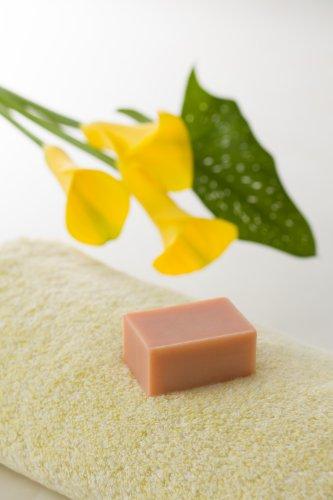 プラセンタ配合手作り石鹸 しっとりすべすべの洗い心地 メデュレエグゼクティブソープ