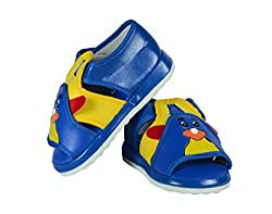 FabSeasons Unisex Blue Sandals for Kids