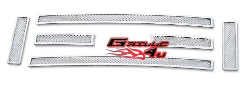 Fits 2008-2013 Ford Econoline Van/E-Series Stainless Steel Mesh Grille Grill # F76658T