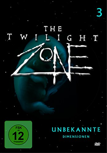 The Twilight Zone: Unbekannte Dimensionen - Staffel 3 [4 DVDs]