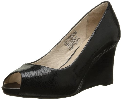 Rockport Women's Sto7Wp85 Plain Pump Lace-Up Flats Black Noir (Black) 3.5 (36 EU)