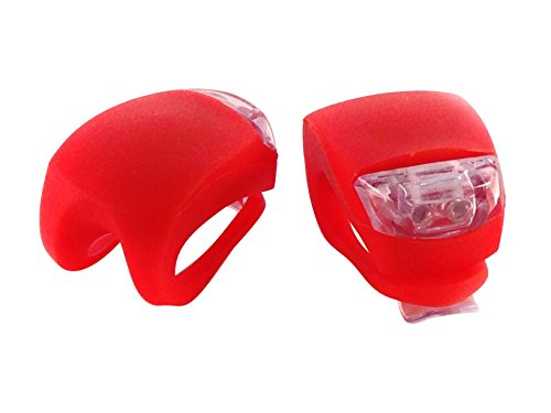 Beetle Brights: The Super Bright Stroller Light (Red) - 1