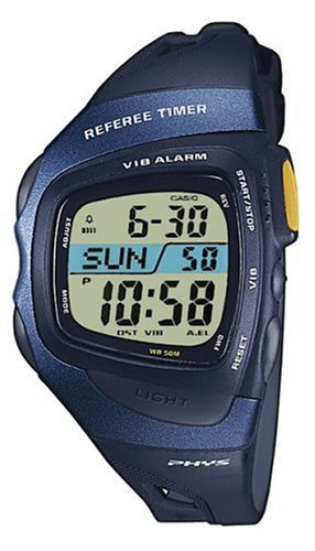 Casio Sport RFT-100-2VER Phys Referee/Multi-Sport Watch