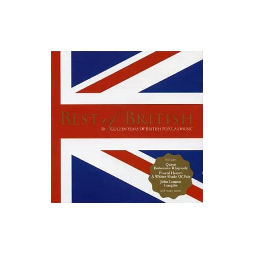 Various Artists - Best of British 50 Golden Years - Amazon.com Music