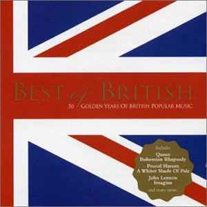 Best of British - 50 Golden Years of ...