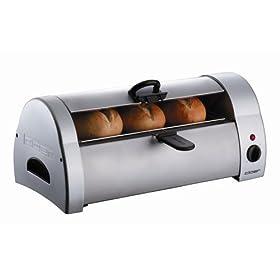 Cloer 3009 macchina per il pane in acciaio inox cucinare - Macchina per cucinare ...