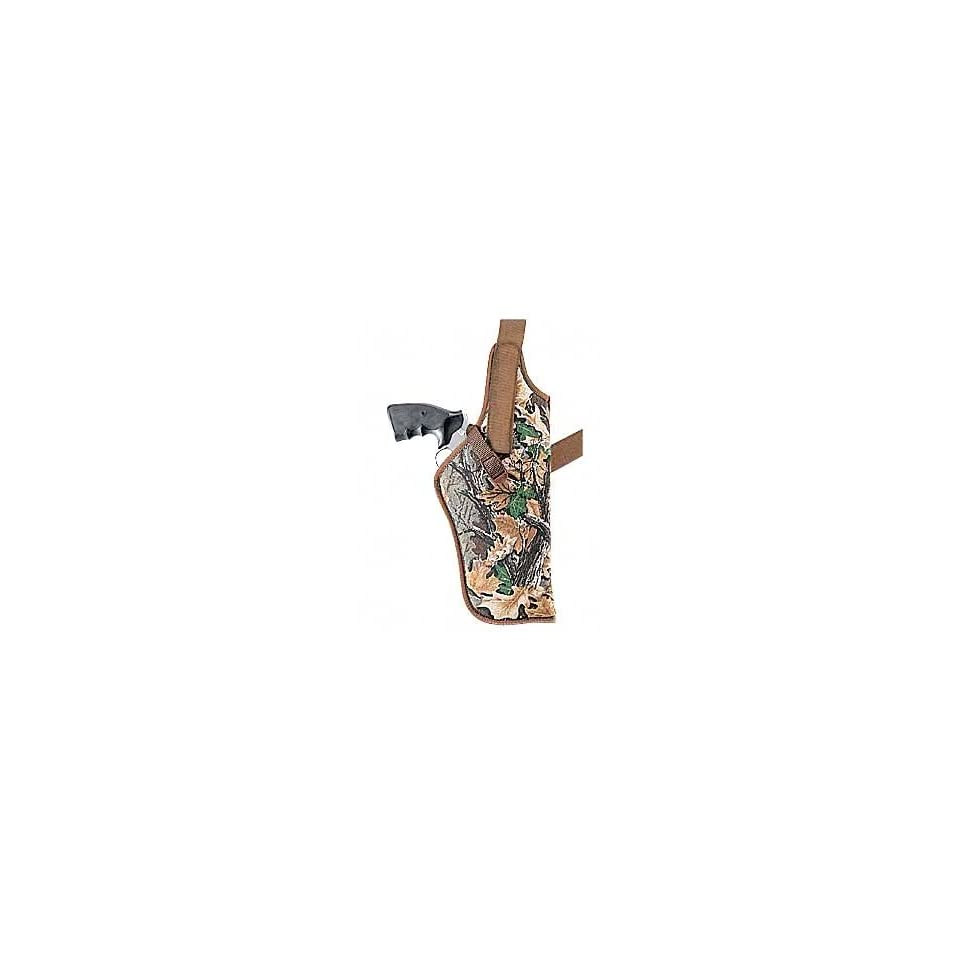 Uncle Mikes SCOPE Vertical Shoulder Holster SZ 4 CAMO on
