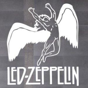 Amazon Com Led Zeppelin Album Cover Rock Music Legends