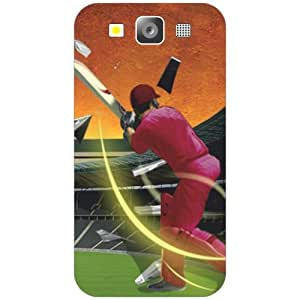 Samsung Galaxy S3 Cricket Pitch Phone Cover