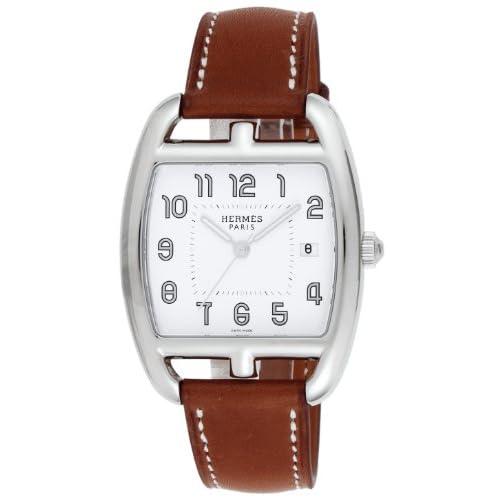 [エルメス]HERMES 腕時計 ケープコッドトノー ホワイト文字盤 CT1.710.130.VBA  【並行輸入品】