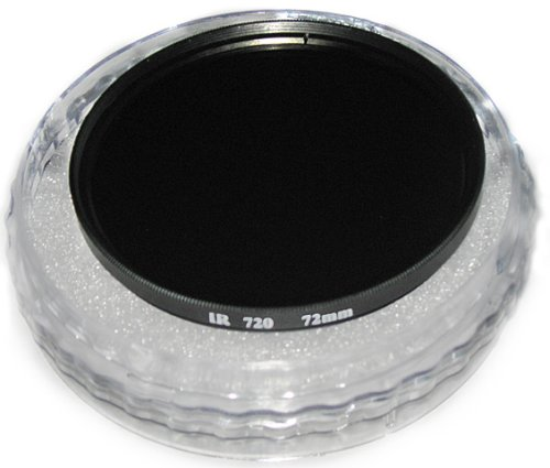 72mm Infrared 720nm Digital Pro Glass IR X-Ray Filter