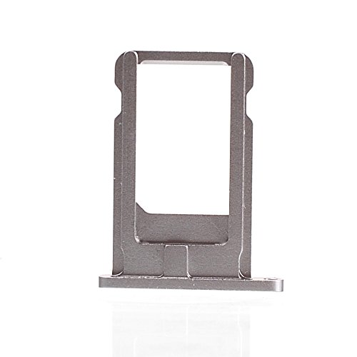 Smays SIM Card Tray Replacement for iPhone 6 4.7-inch (Grey) (Iphone 6 Tray compare prices)