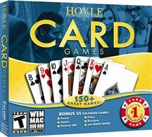 Popular Encore Hoyle Card Games 2008 Interactive Computer Opponents Multiple Skill Levels Jc Box