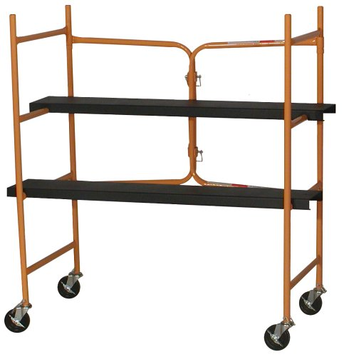 Buy Buffalo Tools 4-Foot Roll-and-Fold Mini Scaffold #GSM4