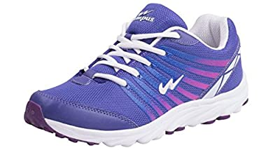 Campus PLUTO Purple Women Sport Shoes