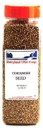 Whole Coriander Seeds - 13 oz