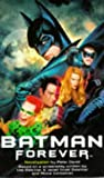 '''BATMAN FOREVER''' (0751514209) by PETER DAVID