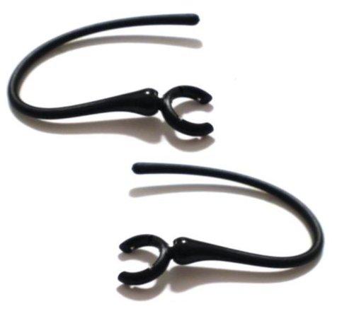 2 Standard Earhooks For Aliph Jawbone Era Wireless Bluetooth Headset Ear Hook Loop Clip Earhook Hooks Loops Clips Earloop Earclip Earloops Earclip Replacement Part Parts