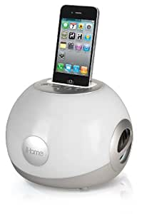 iHome iP15W LED Color Changing Stereo System with Passive Subwoofer for iPhone and iPod