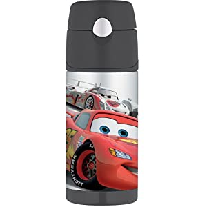 Thermos Funtainer Bottle, Disney's Cars