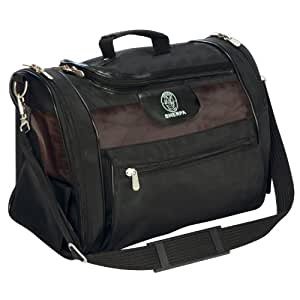 Sherpa 56231 Cat Tote Pet Carrier, Black with Black Trim