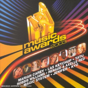 Robbie Williams - NRJ award 2003 - Zortam Music