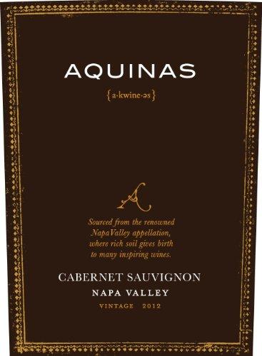 2012 Aquinas Cabernet Sauvignon, Napa Valley 750 Ml
