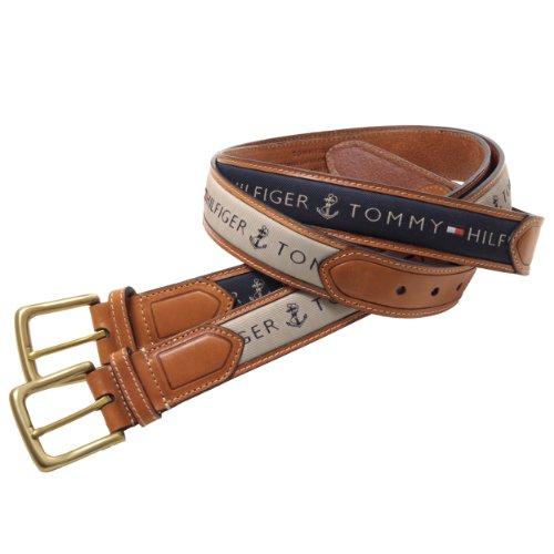 Tommy-Hilfiger-Mens-Topstitched-Leather-Belt