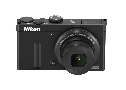 Nikon COOLPIX P330 digital camera aperture F value 1.8NIKKOR len...