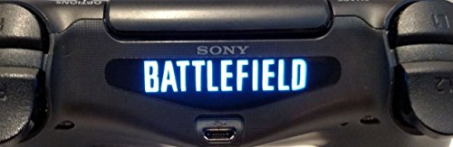 Scott-ALlah-Design-PS4-Light-Bar-Decal-Stickers-Shooter-Video-Game-Battlefield-Stickers-Premium-Quality-MRE-92371