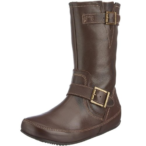 Hush Puppies Women's Hargrave Boot Brown H2469132D 5 UK