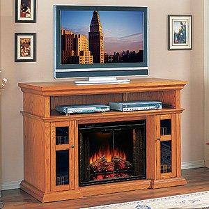 Cheap 28″ Pasadena TV Stand in Premium Oak (28MM468-O107)