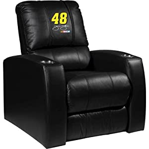 NASCAR Home Theater Recliner Driver: Jimmie Johnson 48 by XZIPIT