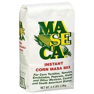 Amazon.com : Maseca, Flour Corn, 4.4 LB (Pack of 10