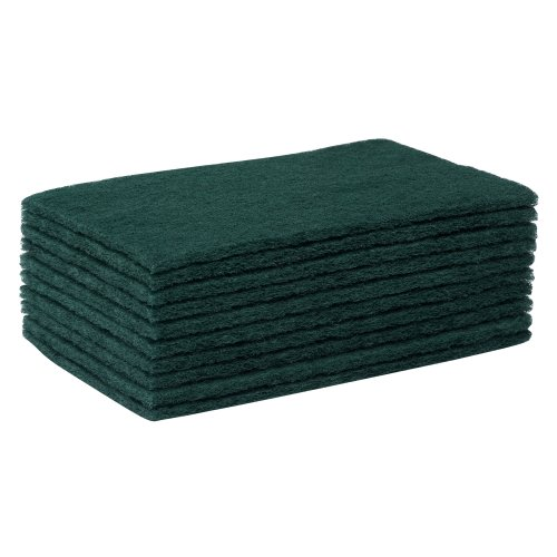 bentley-kvsf19-economy-scourer-pack-of-10-green
