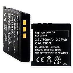 LOGITECH G7 LI-ION 600mAh-Battery