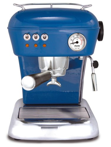ASCASO DREAM espresso machine mediterranean blue