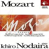 モーツァルト:ピアノソナタ