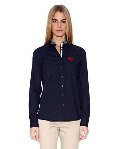 Polo Club Camisa Mujer 307 Azul Marino