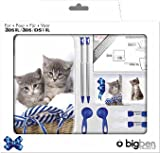 BigBen Essentials Pack Limited Edition [CATS] for Nintendo DsiXL/3DS/3dsXL