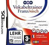 HMH Vokabeltrainer Französisch Nintendo DSSpiel Vokabeltrainer Wörterbuch Sprachlabor Quiz. A1 A2 B1 B2. Anfänger bis Fortgeschrittene