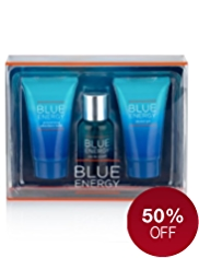 Blue Energy Duo Coffret Set