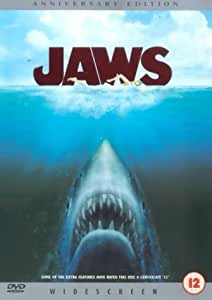 Jaws (Anniversary Edition) [1976] [DVD]