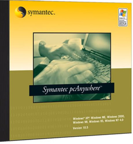 Symantec pcAnywhere 10.5 for Small Business 10 User (2 Remote, 10 Hosts)