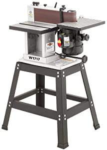 SHOP FOX W1717 1/3-Horsepower Horizontal and Vertical Sander by Shop Fox