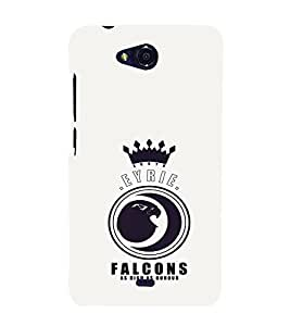 Ebby Premium Printed Mobile Back Case Cover With Full protection For Micromax Canvas Play Q355 (Designer Case)