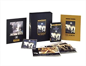 The Exorcist - Special Widescreen Edition Box Set [VHS]