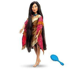 "Disney Princess Exclusive 17"" Singing Doll - Pocahontas"